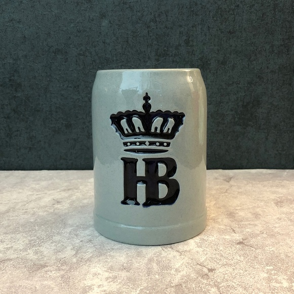 Vintage Hofbrauhaus Oktoberfest  beer mug